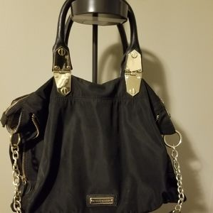 Steve Madden Black Shoulder Bag